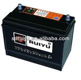 Hot Export N80 12V 80Ah Battery For Car