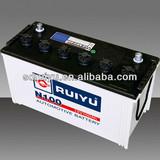 RUIYU Batteries JIS N100MF 12V 100Ah Lead Acid Battery
