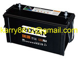 Need Auto Battery? Just Find Ms. Karry! JIS Automobile Battery, DIN Automobile Battery, DIN Vehicle Battery, N100 MF, 12V/100AH