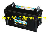 Need Auto Battery? Just Find Ms. Karry! JIS Automobile Battery, DIN Automobile Battery, Vehicle Battery, N100 SMF, 12V/100AH