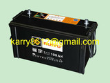 Need Auto Battery? Just Find Ms. Karry! JIS Automobile Battery, Automobile Battery, SMF Vehicle Battery, N100L MF, 12V/100AH