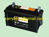 Need Auto Battery? Just Find Ms. Karry! JIS Automobile Battery, SMF Automobile Battery, SMF Vehicle Battery, N100L MF, 12V/100AH