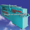 Construction steel bar cutting and bending machines