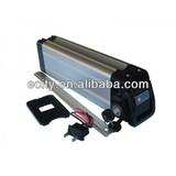 01s li ion e-bike battery 48v 10ah with alloy charger
