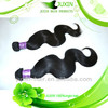 Grade AAAAA body wave and straight hair virgin Brazilian hair queen hair production