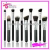10 pcs Best Seller Professional Synthetic Makeup Brush Set