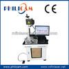 Best choice!!! FLDM-10F fiber laser marking machine, automatic printing machine