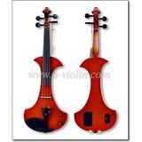 Top Sale Hardwood Colorful Electric Violin (VE501)