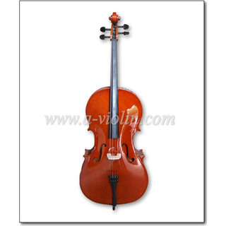 Top Sale Laminated Wood Body Student Cello (CG001)