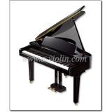 Digital Piano/88 keys Black Polish Concert Grand Piano (DP915T)