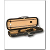 High Density Foam Oval Shaped Deluxe Light Violin Case (CSV051)