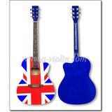 "39"" Best Cutaway Custom Colour Acoustic Guitar (AF227A)"