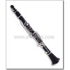 17 Nickel Plated Keys Student Bb Ebonite Clarinet (CL3041N)