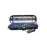 Professional Deluxe Wooden Oblong Oxford Violin Case (CSV1066A)
