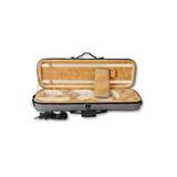 Oblong Shaped Foam Light Violin Case (CSV027A)