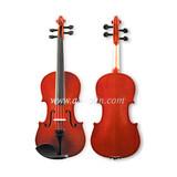 Dyed hardwood part student acoustic violin(VG106)