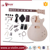 LP style DIY 7 string guitar kit from China (EGR200A-W)
