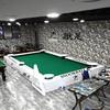 Snookball table footpool game ADS-SN02