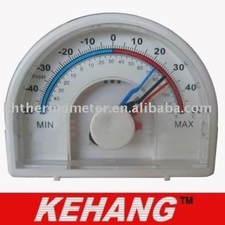 Plastic Max/Min Thermometer