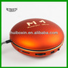 LowClick Mini Speaker MP3 Music Player Amplifier Micro SD USB Disk FM Radio