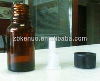 essential oil bottle amber blue 10ml/15ml