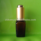 15ml square shape essential oil bottles with screw cap