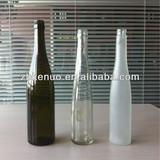 375ml 750ml screwtop long neck Rhine wine bottle