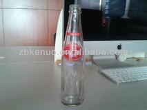 8oz glass juice bottle