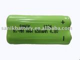 NiMH AAA 4.8V battery pack
