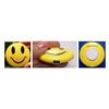 smile face - vibration speaker