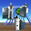 high thermal efficiency biomass burner water boiler