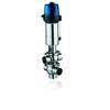 sanitary pneumatic divert valve
