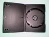 14mm  Single Black DVD Case