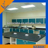 Laboratory furniture in QC LAB