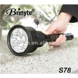 7*Cree Excellent Brighteness LED Hiking Flashlight
