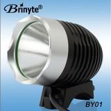 High Power Aluminum CREE LED Bike Headlamp
