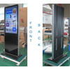 2014 hot sale floor standing high quality HD digital signage totem
