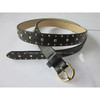 Womens'PU Belt with studs