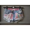 OEM wholesale 100% cotton  women jeans denim short