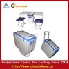 Plastic picnic cooler set/Cooler box with chair and table
