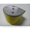 Injection molding plastic components with switching gate mold making