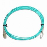 OM3 Fibre Optic Duplex Patch Cord Multimode OM3 50/125 .
