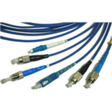 Armored Fiber Optic Patch Cord .