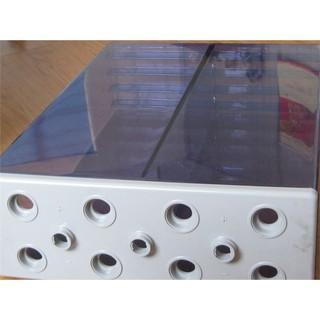 OPzS tubulr plate san stationary plastics cases