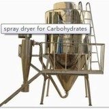 spray dryer for Carbohydrates
