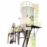 spray dryer for flavours