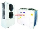 Air-source water chiller