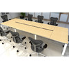 More Colors Available Young 6 Seats Conference Table/ Meeting Table