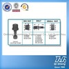 Fuso bolt and nut