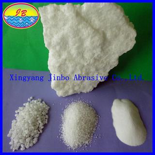 white corundum Granule